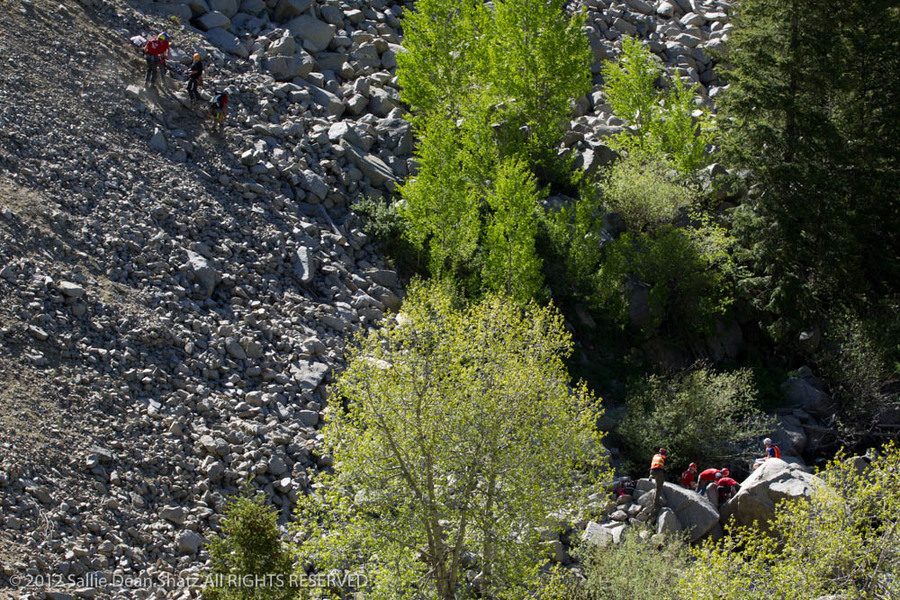 : Mountain Rescue-Aspen recertification exam 2012 : Sallie Dean Shatz